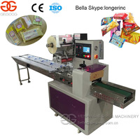 High Quality Pillow Type Biscuits/Cookie/Cakes Bread Packing Machine