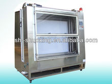 Automatic screen washing and developing booth,automatic screen washing machine