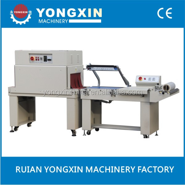 Sealing And Shrink Packing Machines For Liquid Soap