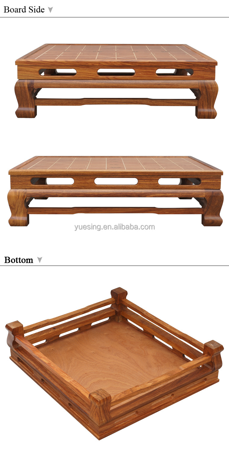 Wooden chinese chess set with customized wooden chess board table and chinese chess pieces buy - Wooden chess tables ...