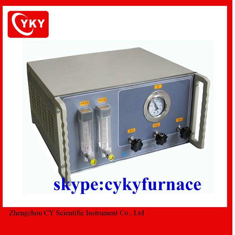 Compact Two Channel Trace Gas Mixer (16 -160 ml/m) CY- EQ-CGM-2F