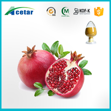with Kosher, Halal, FDA registered pomegranate concentrate herb extract