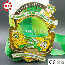 Wholesale Alibaba Metal Christmas Medal Glow in Dark