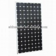 30W pv solar panel module with TUV, IEC, CE