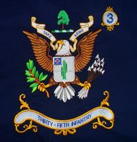 home decoration fashion custom eagle polyester embroidery flag