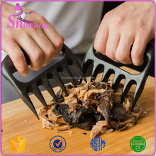 BEAR PAWS Pulled Pork Meat Shredder Claws BBQ Grill Set Handler
