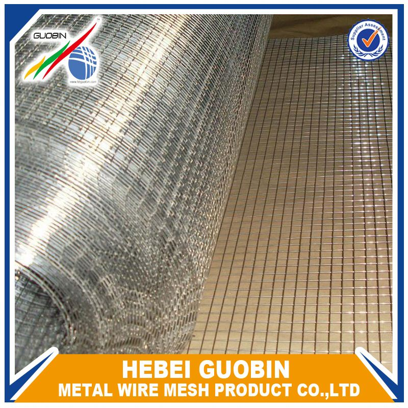 galvanized welded wire mesh pannel