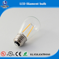 4000k dimmable vintage led filament edison bulb C35 4W led bulb lamp manufactures in china