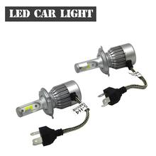 h4 car led headlight , day light car led / led headlight bulbs autozone