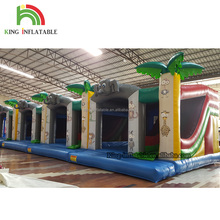 Elephant Inflatable Bouncy Slide Castle For Hot Sale in Summer
