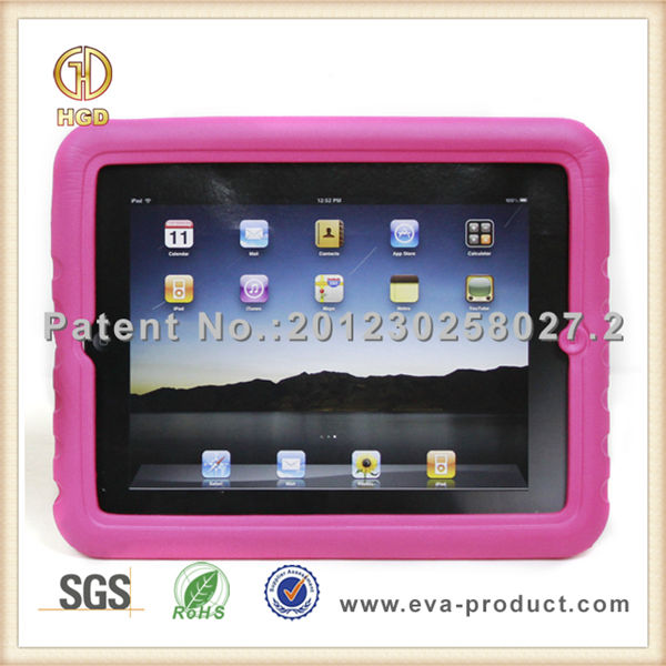 Wholesale EVA lightweight for original iPad 2 back cover