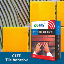 C1TE Ceramic Tile Glue with superior bonding and extended open time