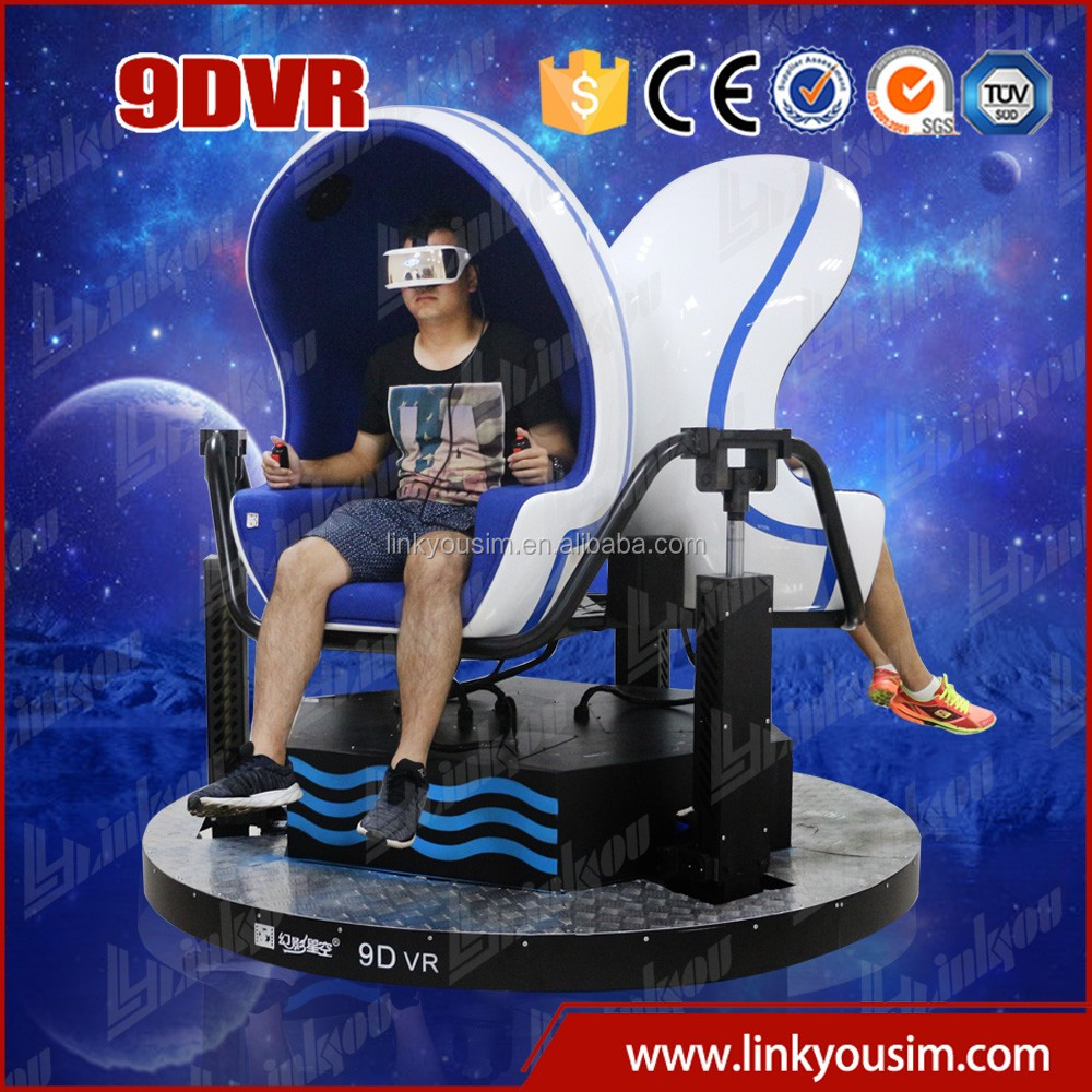 2015 Amusement park games 5d 7d 9d cinema 9d vr cinema simulator/theater equipment game machine 9dvr experience