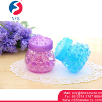 Various Fragrance Solid Crystal Beads Toilet Home Room Car Air Freshener