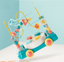 KUB learning Toys brain <strong>game</strong> Musical and light Ball-winding Car