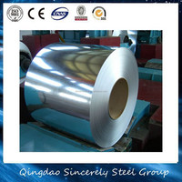 High Quality DC52D Galvanized Steel Coil, SGS certificate hot dipped galvanized steel coils