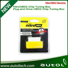 NitroOBD2 for Benzine cars gasoline Plug Drive function the increasing the performance of engine OBD2 Chip Tuning