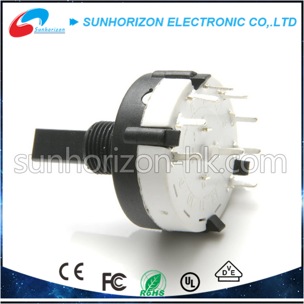 Speaker 4 Position automatic transfer switch toggle rotary switches