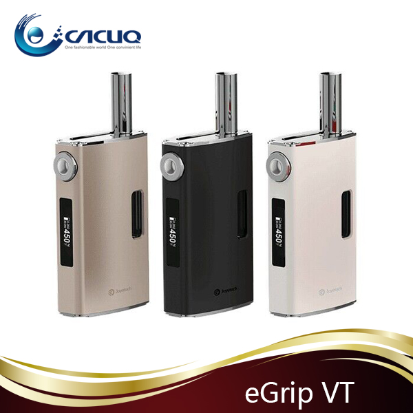 Joyetech eGrip VT Starter Kit, 1500mAh OLED battery 30w eGrip VT Starter Kit VS 30w eGrip OLED Kit