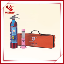 Car fire extinguisher fire emergency kit fire escape kit