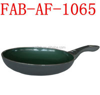 Aluminum Ceramic Diamond Coated Frying Pan
