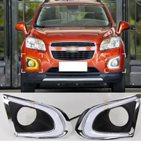 LED Guiding Light Auto DRL With Turning Light For Chevrolet TRAX 2013-Present Daytime Running Lights