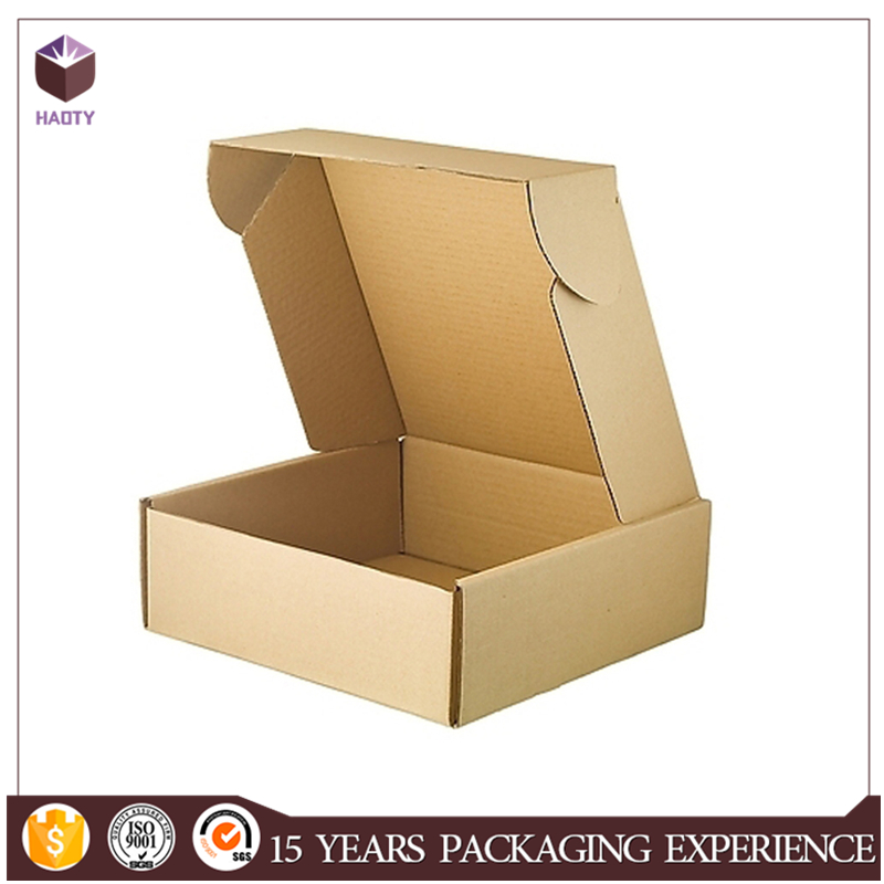 Brown parcel packaging paper gft box