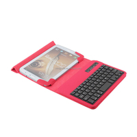 China manufacture wholesale 8 inch tablet pc case with keyboard