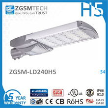 Lm79 Dlc Listed Energy-Saving LED Street Light 240W Highway Lighting