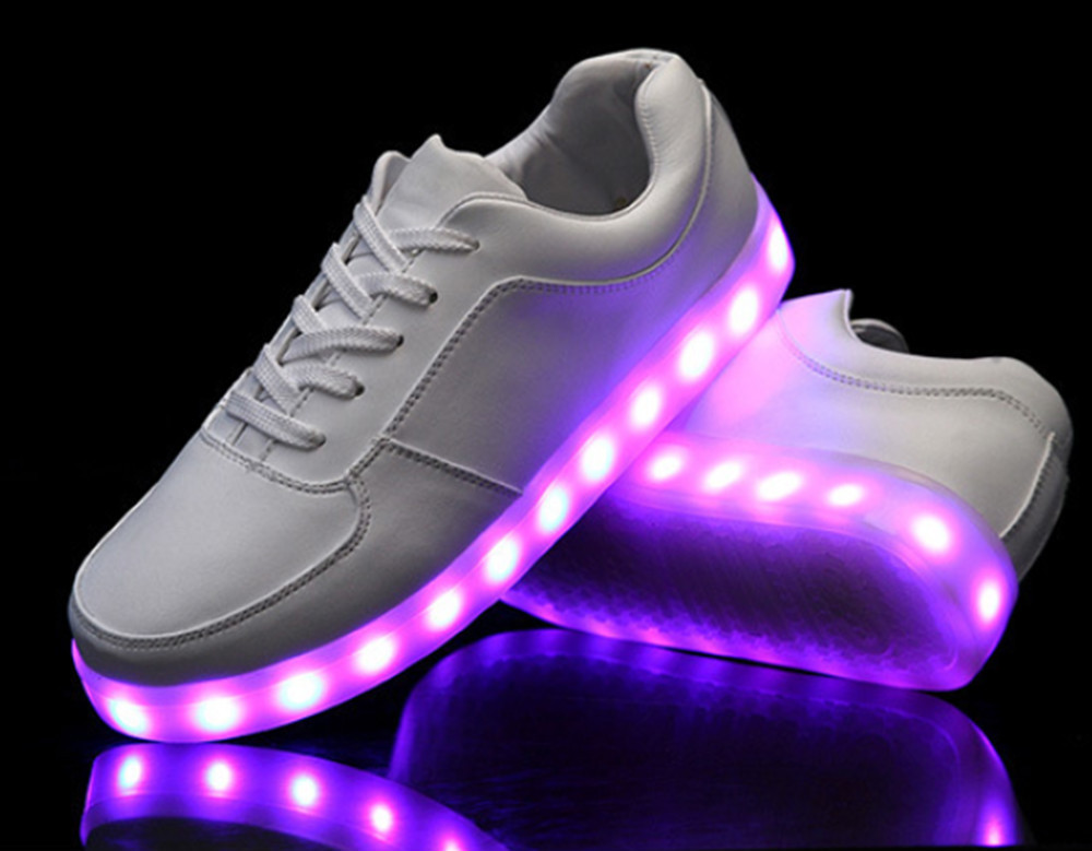 Wholesale 2015 best selling simulation led shoes light up shoes ...