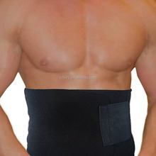 Adjustable neoprene abdominal slimming exercise women and men stomach belt