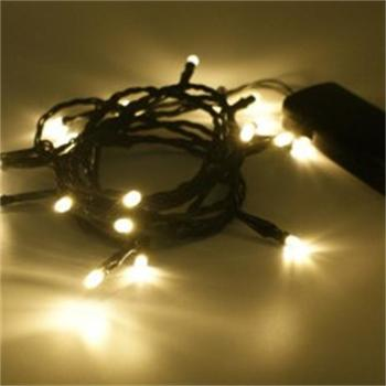High Quality Festival Decoration Single Led Light Battery Power Mini Led String Lights