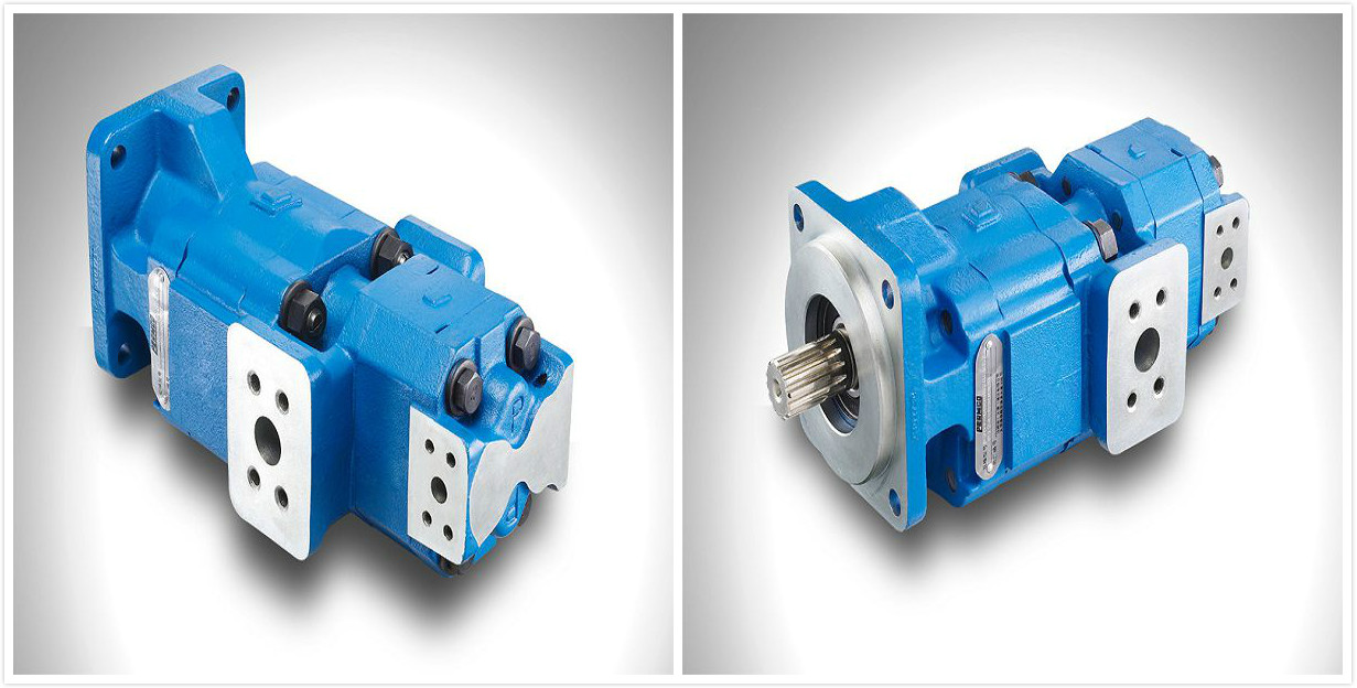 factory price genuine Permco pump for construction machinery