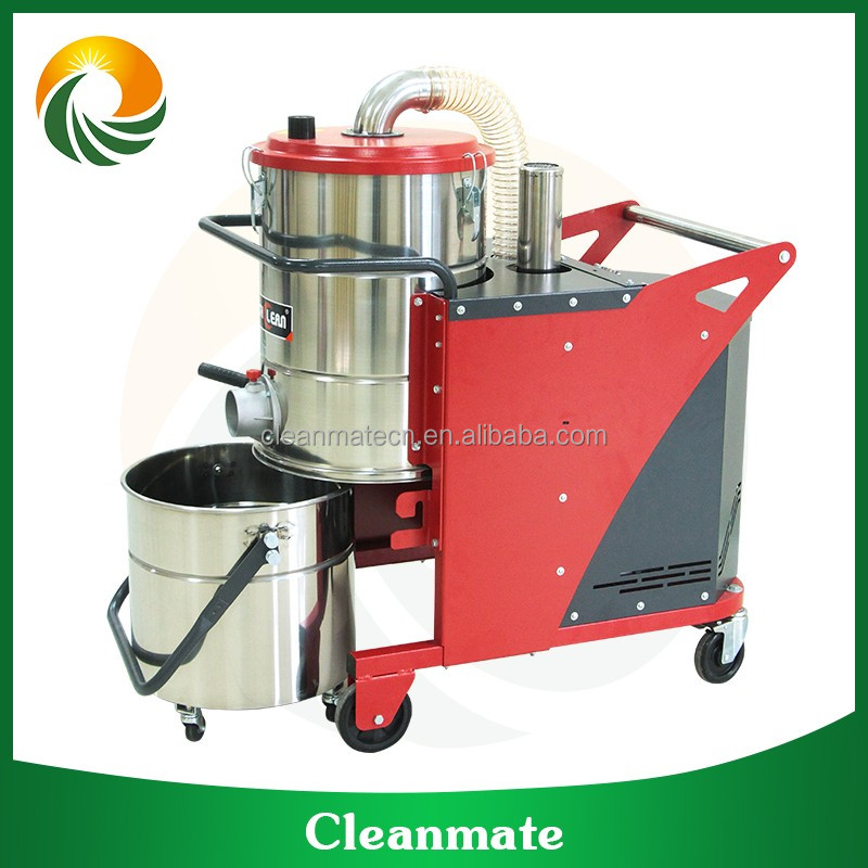 three phases heavy duty industrial vacuum cleaner