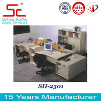Hot sale office teacher desk and chair SH - 2301