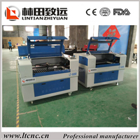 Co2 laser engraver and cutter cnc machine 6090 plastic glass engraving and cutting laser machien