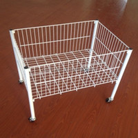 Metal Cage For Storage