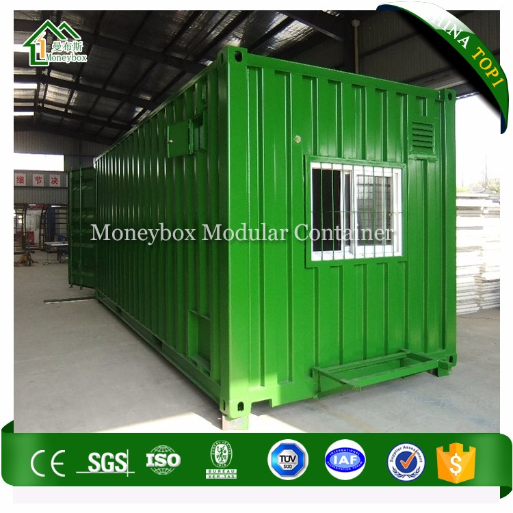 China Manufacturer Mobile Shipping Container Homes