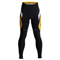 2016 Men Cycling Tights male's cycling tights for male Asian size comfortable bicycle sports wear padded pants