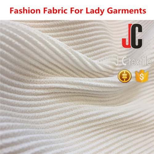JC-M12619 textile 100% polyester colored bubble chiffon crepe dacron fabric 100 polyester georgette
