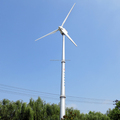 mini wind generator 50KW wind power turbine PMG