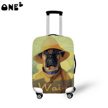 ONE2 design dog luggage protective cover for sofa arms