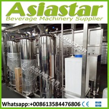 High quality automatic mineral water filter factory