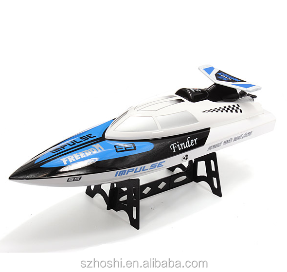 High Quality WLToys WL912 New 2.4G Radio Control RC Remote Control Boat Speed RC Boat 29KM/H