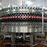 Soft Drink Making Machines Carbonated Beverage