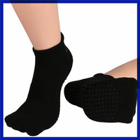 Grippy Yoga Socks Non Slip with Silicone Dot for Pilates