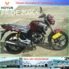 Hot sale in Bolivia HOYUN PEGASUS PRIDE 200cc motorcycles