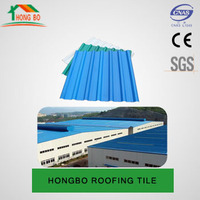 4-Layers Long Color Lasting And Long Life Roof Design