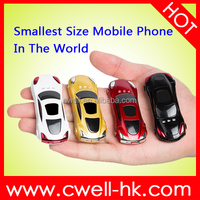 Very small mobile phone NEWMIND F1 MINI The Smallest Size cell Phone In the world