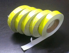 single sided reflective tape yellow R-V25 25mm*25m